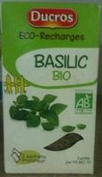 Ducros - Basilic Bio - Product - fr