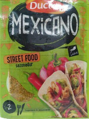 Sazonador Mexicano suave