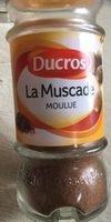 La Muscade moulue - Product
