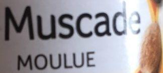 La Muscade moulue - Ingredients