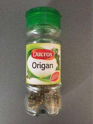 Origan - Produit - fr