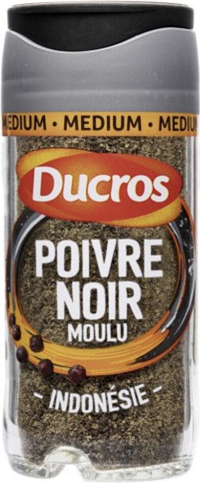 Poivre noir moulu - نتاج - fr