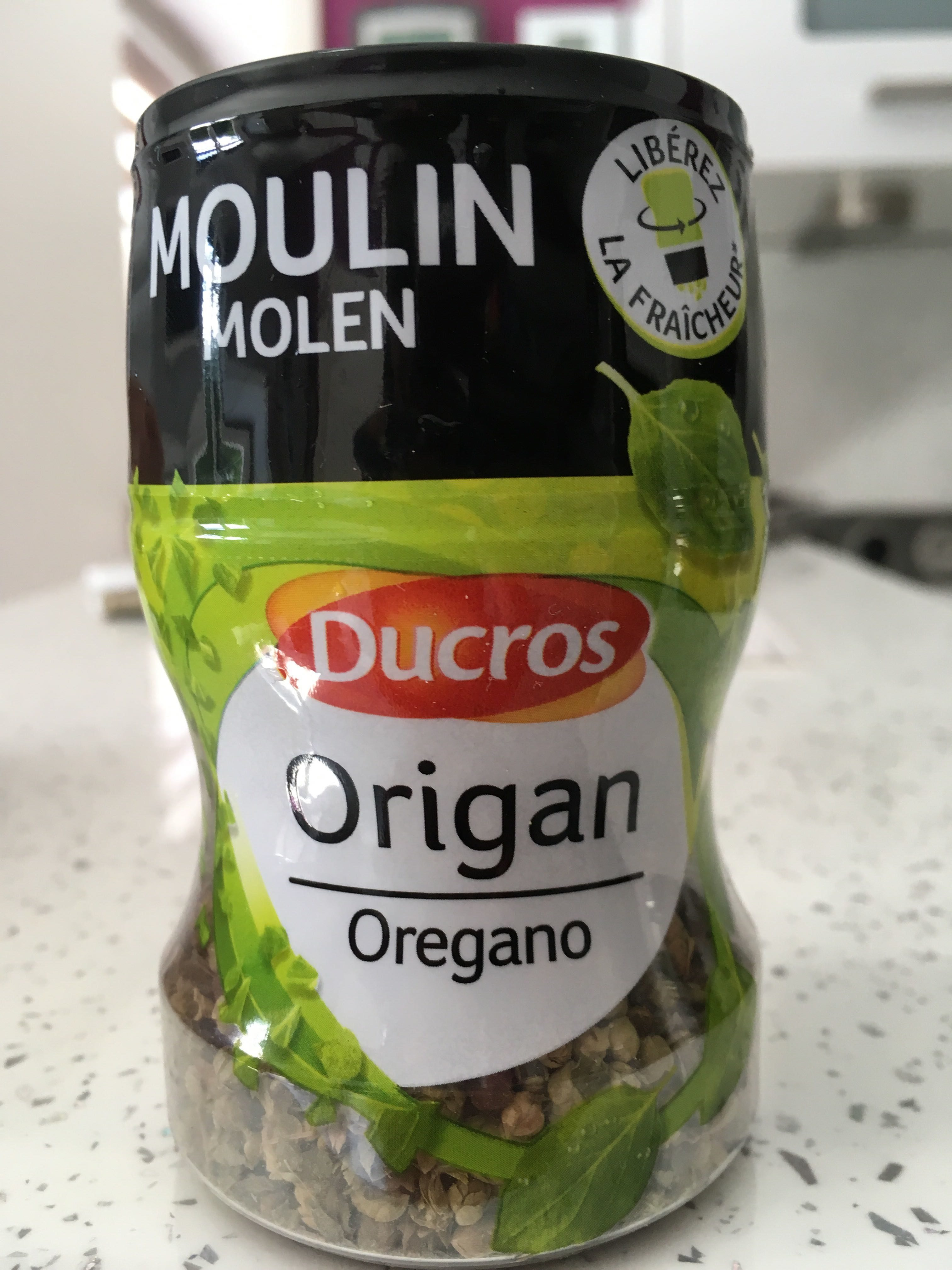 Moulin origan - Produit - fr