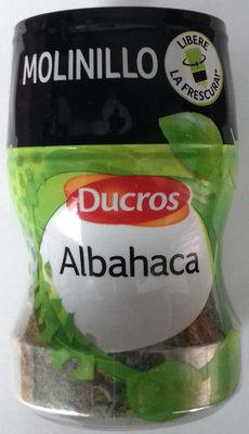 Albahaca Molinillo - Producto