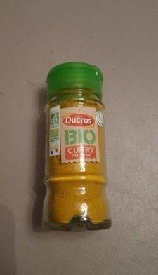 Curry en poudre - Product - fr