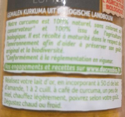 Gimgembre - Nutrition facts - fr