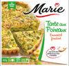 Tarte aux Poireaux, Emmental et crème Fraiche - Product