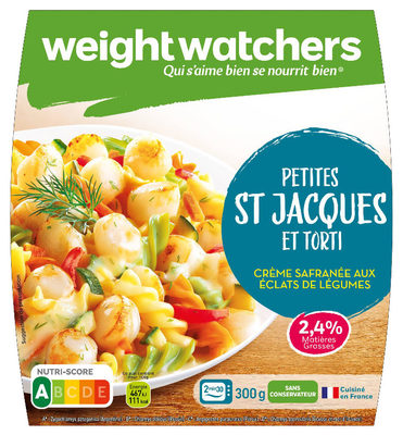Petites st Jacques et torti - Produit - fr