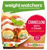 Cannelloni Ricotta et Epinards - Product