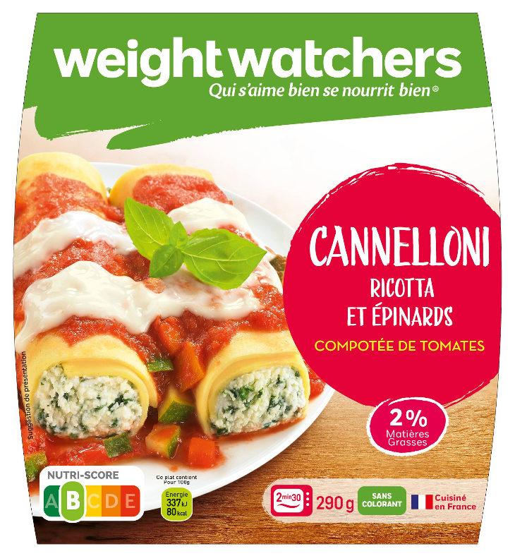 Cannelloni Ricotta et Epinards - Product - fr