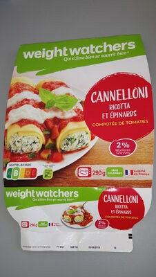 Cannelloni Ricotta et Epinards - Produit - fr