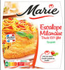 Escalope Milanaise, Dinde 100% filet - Produit