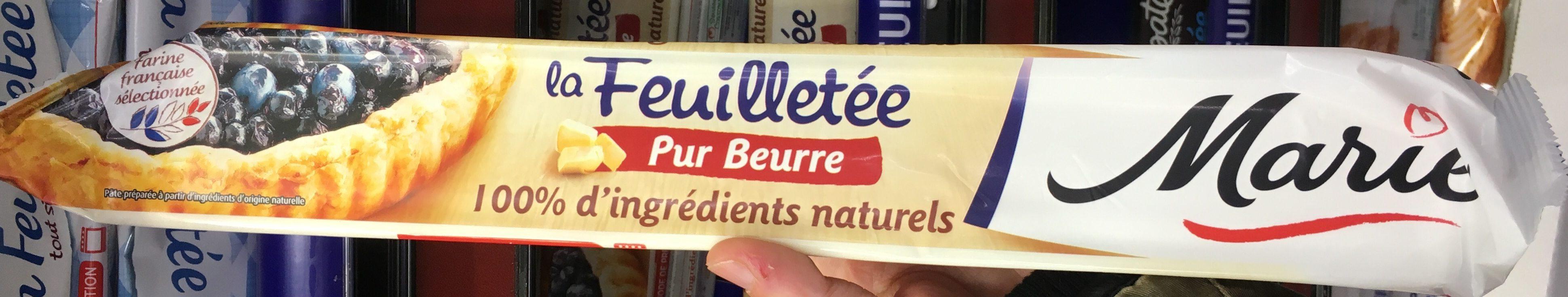 La Pâte Feuilletée - Pur Beurre - Product