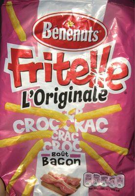 Fritelle l'Originale gout bacon - Product