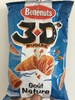 3D's Bugles Goût Nature - Product