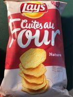 """Chips """"Cuites au four"""" Nature - Product"""
