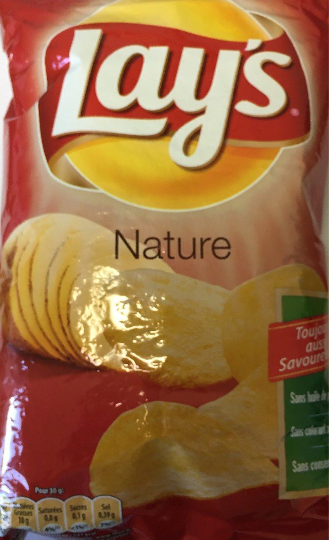 Chips Lays Nature - Produit - fr