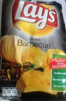 Chips - Saveur Barbecue - Product
