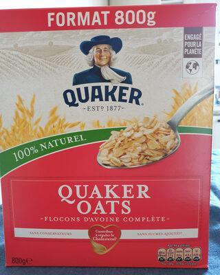 Quaker Oats Flocons d'Avoine - Product - en