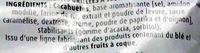 Cacahuètes Grillées à Sec - Ingrédients