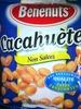 Cacahuètes non salées - Produit