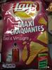 Maxi Craquantes saveur Sel & Vinaigre - Product