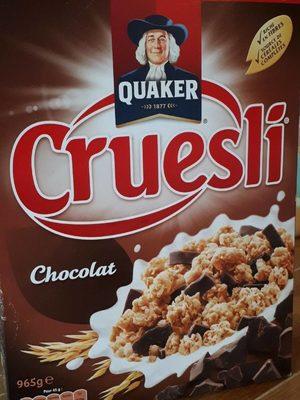 Cruesli Chocolat - Product