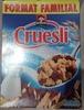 Cruesli chocolat au lait (format familial) - Product