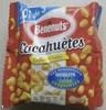 Bénénuts Cacahuètes grillées salées 3 x 120 g - Product