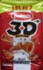 3D's Bugles, Goût Cacahuète (Lot de 2) - Product