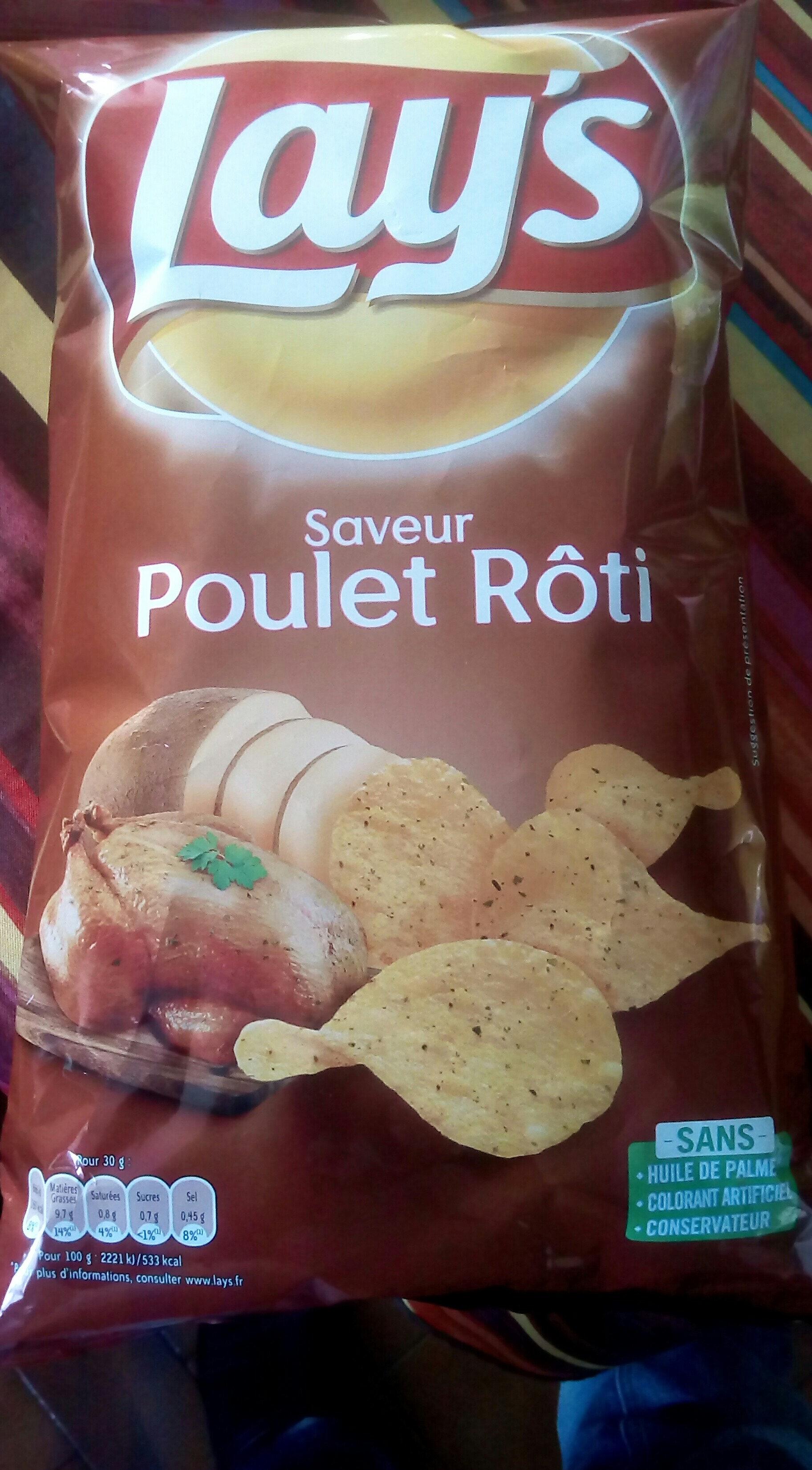 Saveur Poulet Rôti - Produit