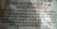Saveur Barbecue - Ingrédients - fr