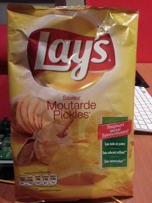 Moutarde Pickles - Produit - fr