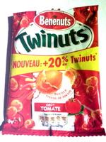 Twinuts goût tomate - Product - fr