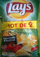 Chips Saveur Bolognaise - Produit - fr