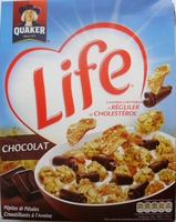 Life chocolat - Pépites & pétales croustillants à l'avoine - Product - fr