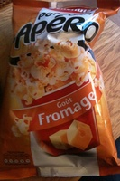 Pop Corn Apéro, Goût Fromage - Product - fr