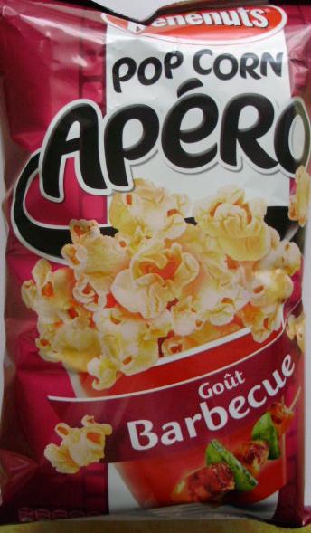 Pop Corn Apéro, Goût Barbecue - Product - fr