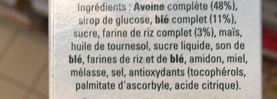 Life Nature - Ingrédients - fr
