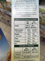 Life Nature - Informations nutritionnelles - fr