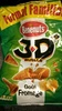 3D's Bugles goût Fromage (format familial) - Produit