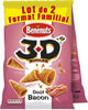 Benenuts 3d's bugles bacon 2x150g - Producto