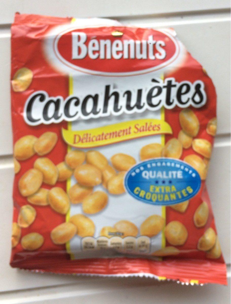 Cacahuètes délicatement salées extra croquantes - Product - fr