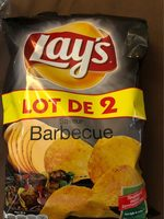 Chips Barbecue - Product - fr
