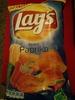 Lay's saveur paprika format familial - Product