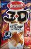3D Bugles goût ketchup de l'espace - Prodotto