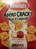 Apéro Cracks - Goût Tomate a la provencale - Produit