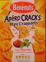 Apéro Cracks - Goût Paprika - Product