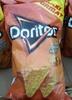 Doritos Goût nacho cheese maxi format - Prodotto