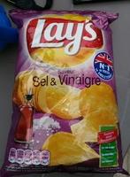 Chips lays vinaigre - Produit